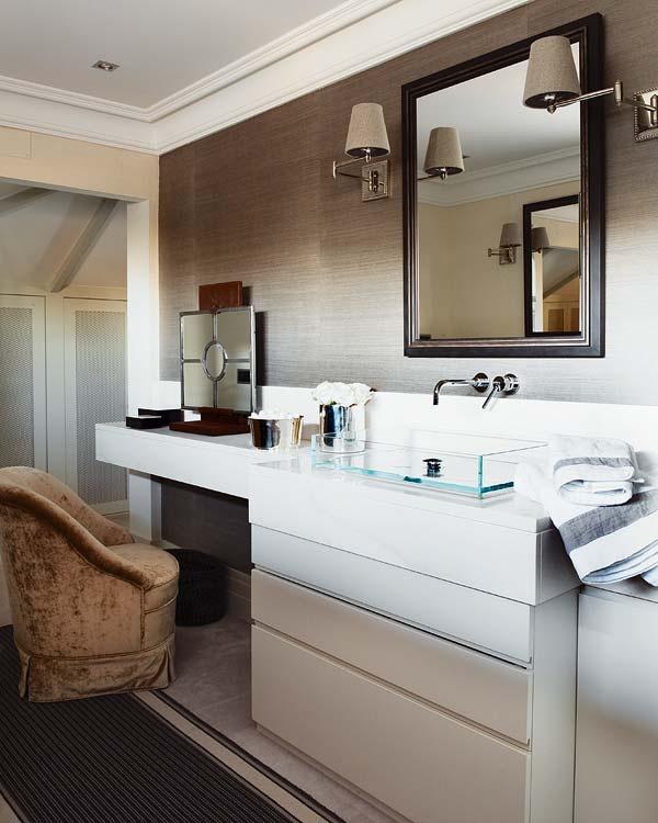 Baños Revista Nuevo Estilo:Pin by Luxury Interiors on Bathrooms / Powder Rooms