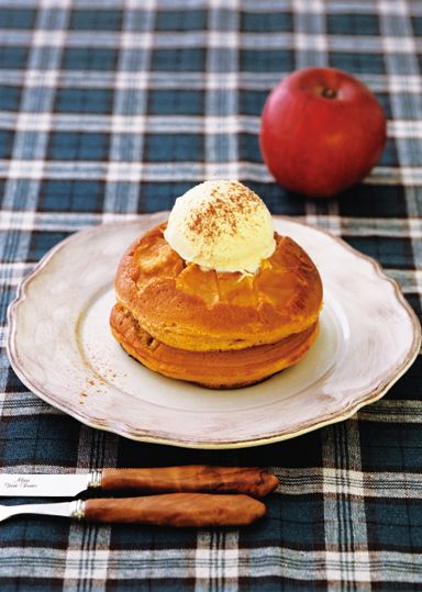 Hot caramel apple cake | Food iL♥ve | Pinterest