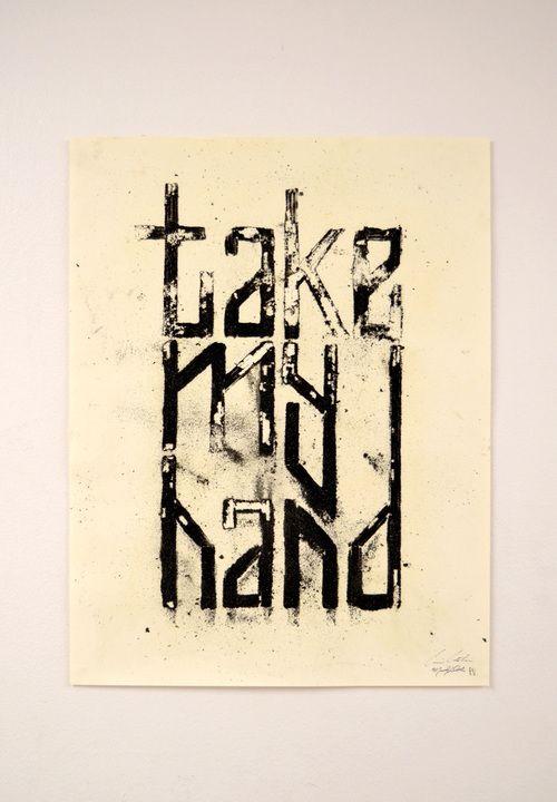 Take my hand by Eduardo Viramontes