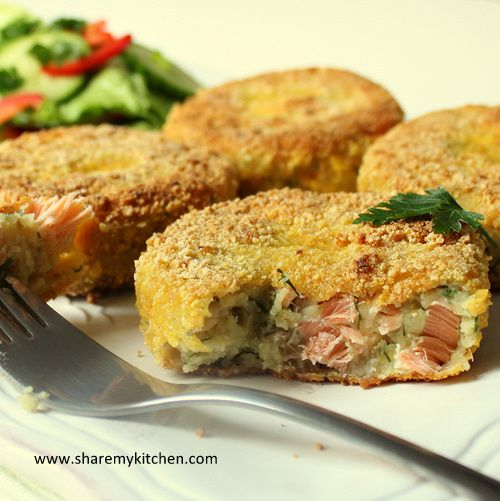 Salmon fish cakes batch cooking pinterest for Salmon fish cakes