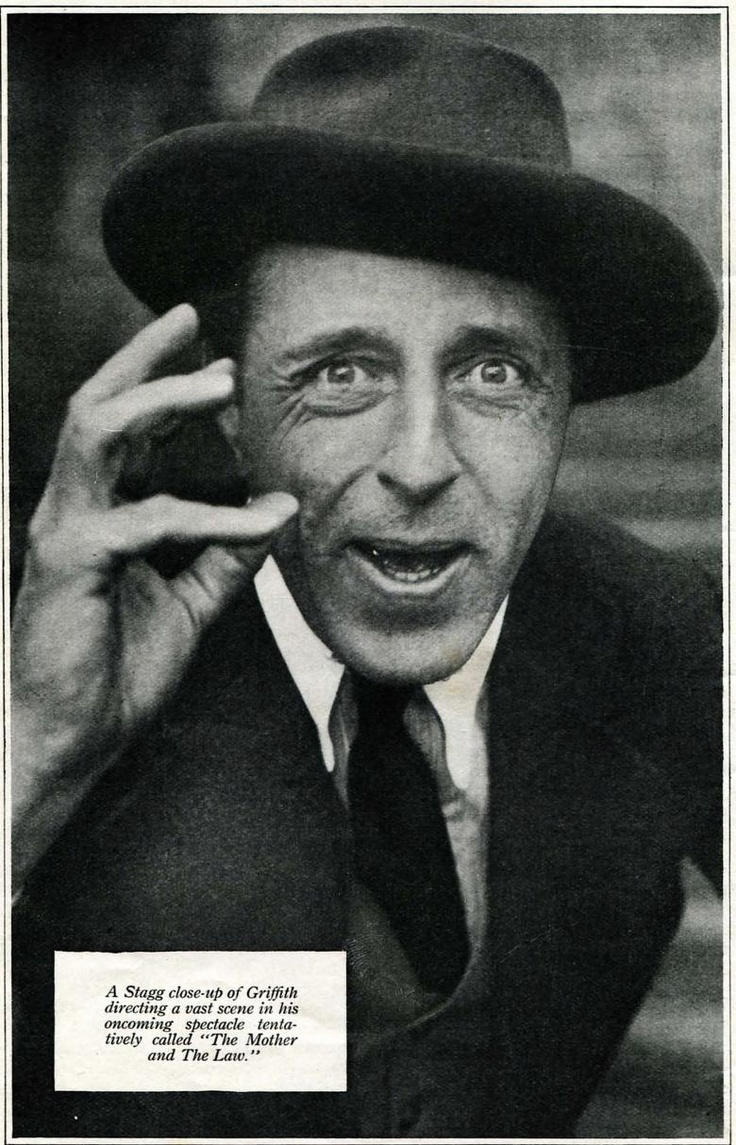 D W Griffith Net Worth