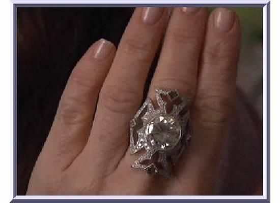 Kyle Richards Loree Rodkin Ring