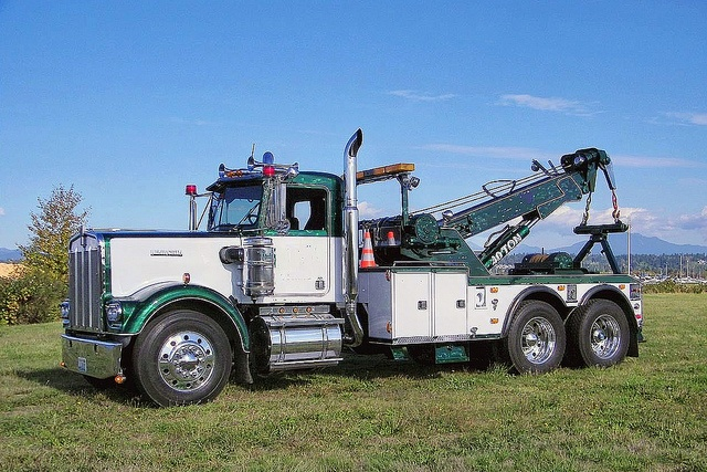 1980 Kenworth W900A Tow Truck