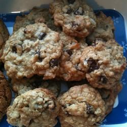 Oatmeal Chocolate Coconut Chewy Recipe - allrecipes.com Changed bake ...