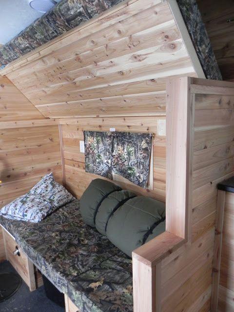 Nice winter fish house w i n t e r pinterest for Ice fishing shacks