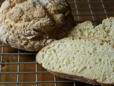 Irish Soda Bread recipe for the girls to make themselves. Love the ...