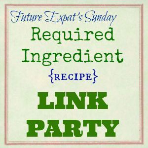 Required Ingredient Link Party  - Sundays