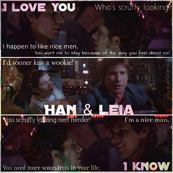 Princess Leia Han Solo Quotes. QuotesGram