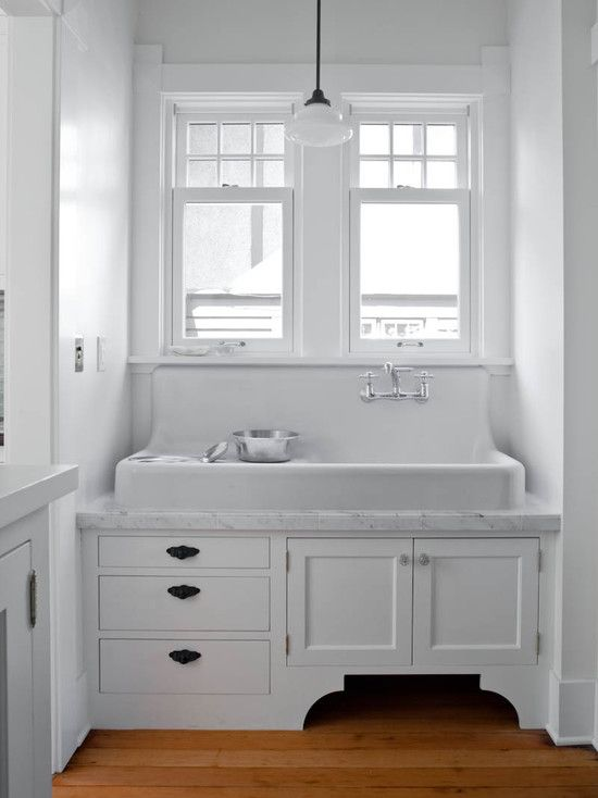 mudroom sink home sweet home wish list pinterest
