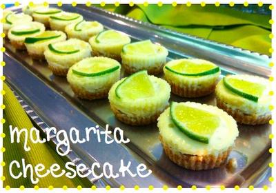 Margarita Cheesecake!   naturally!   Pinterest