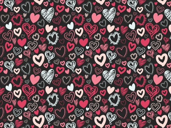 """Heart Scribbbles"""" by blueocto 
