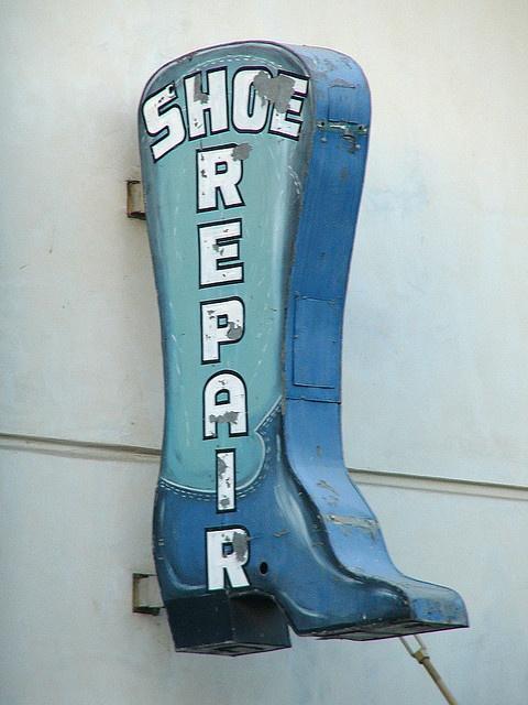 Shoe repair online