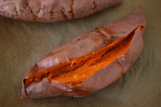 Supper Recipe: Savory Stuffed Sweet Potatoes with White Beans and Kale ...
