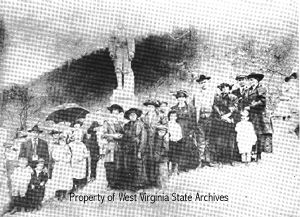 West virginia ision of culture and history gallery viewer via