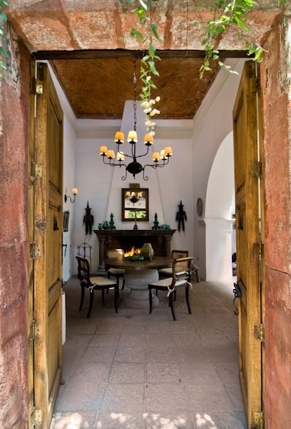 Beauty | Mexican Home Interiors | Pinterest