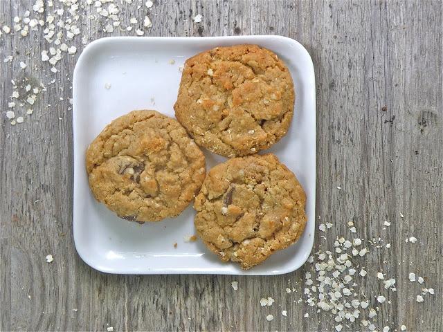 Chocolate Chip Quinoa Cookies | Cookie love | Pinterest