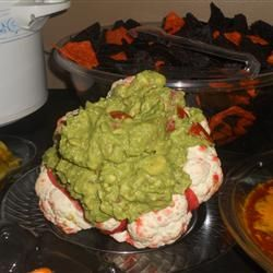 Halloween Brain Dip | Recipes to Cook | Pinterest