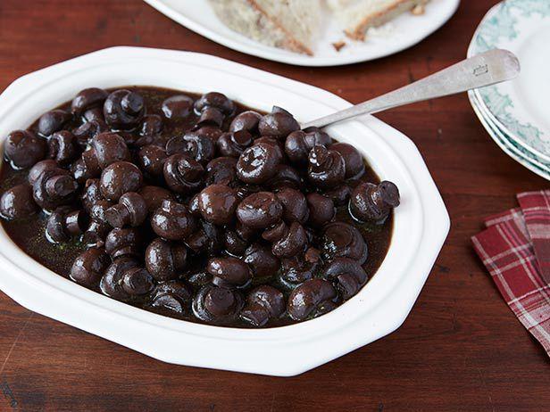 Burgundy Mushrooms Recipe : Ree Drummond : Food Network - FoodNetwork ...