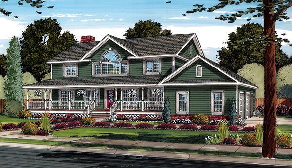 2000 Sq Ft House Plans With Wrap Around Porches Joy