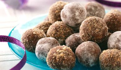 Rum or Bourbon Balls - WNCN: News, Weather for Raleigh. Durham ...