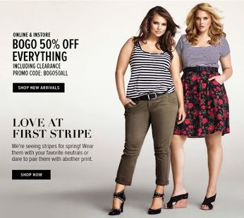 Torrid coupon codes january 2018