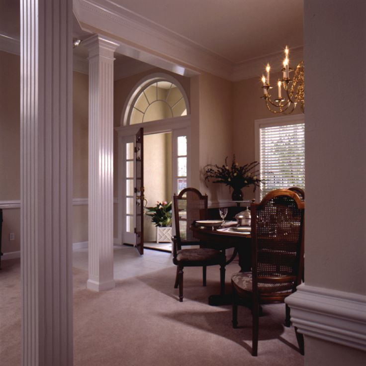 Pin By House Plans And More On Delicious Dining Rooms