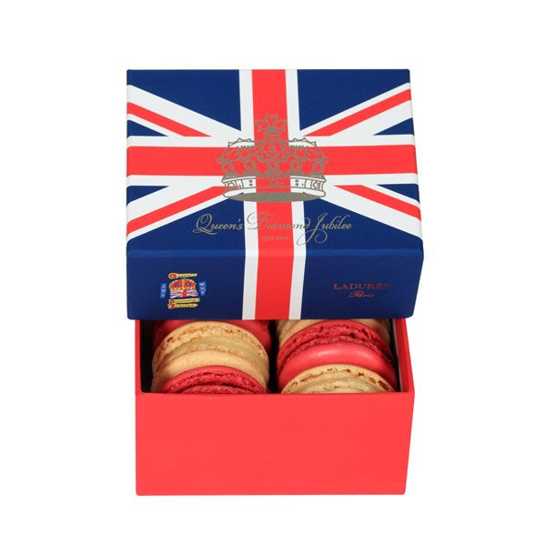 Limited Edition Laduree macaroons - perfect wedding treats