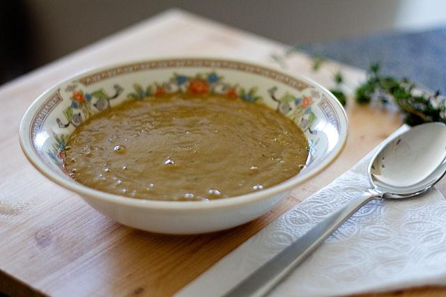 split pea soup By The Shore | Food | Pinterest