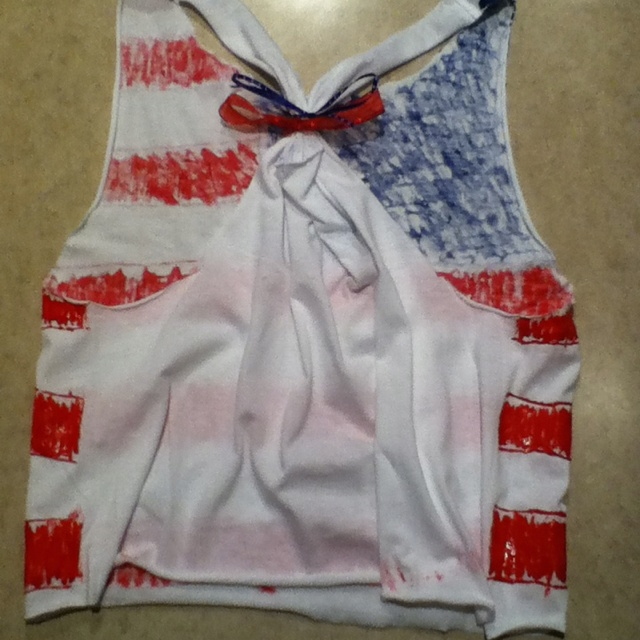 fourth of july tank tops kohls
