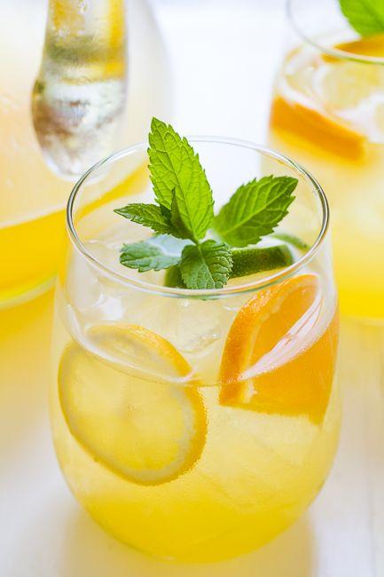 Simple Citrus Sangria | Recipes | Pinterest