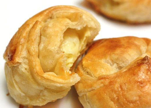 Mini Artichoke Turnovers | Breads and Pastries | Pinterest