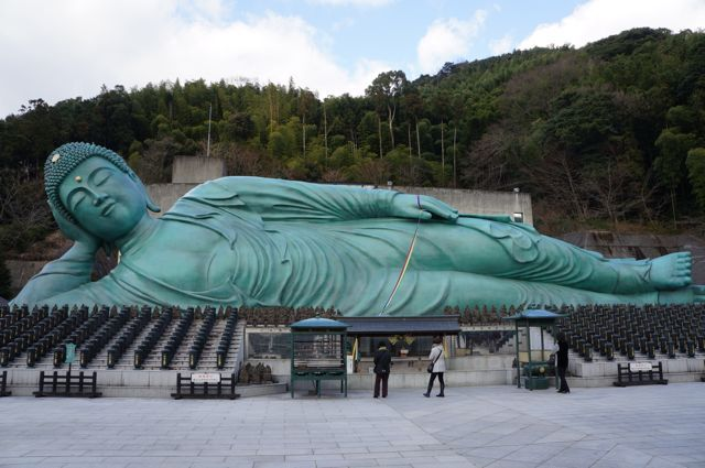 Nanzoin Temple Sleeping Buddha, Fukuoka  My dream places  Pinterest