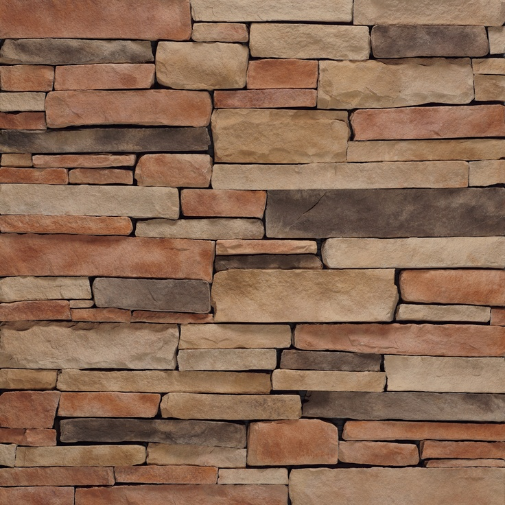 Pin By Glen Gery Brick On Landmark Stone Color Profiles