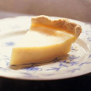 Lemon-Buttermilk Chess Pie from Cooking Light. Another dessert to use ...