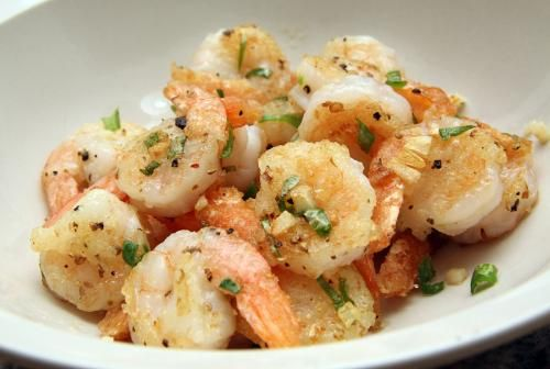 salt&pepper shrimp | Yumm Good Food | Pinterest