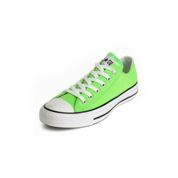 Converse Women's Shoes Chuck Taylor OX Low Sneakers Canvas Made. by Converse. $ - $ $ 44 $ 99 Prime. FREE Shipping on eligible orders. White Converse Neon Green Shoe themed t-shirt. Converse CTAS Side Zip HI Collard/Black/Neon Orange/4 Junior. by Converse. $ $ 64 95 Prime.
