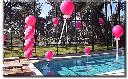 Balloon arch balloon ideas balloon decorations outdoor decorations - Balloon S By Renee Of Orlando Florida Birthday Party