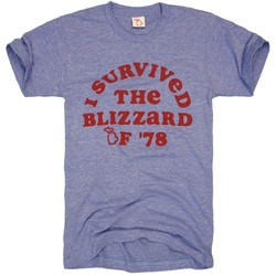 I did indeed Survive the Blizzard of '78.