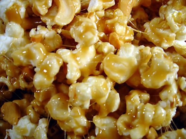 Microwave Caramel Popcorn use vegan butter…for days when i want to ...