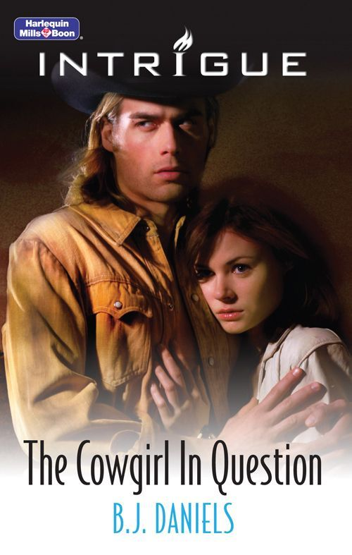 Cowgirl in question intrigue s ebook b j daniels kindle store