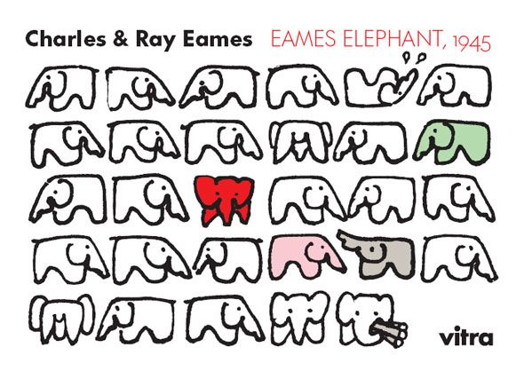 Eames Elephant by maxine