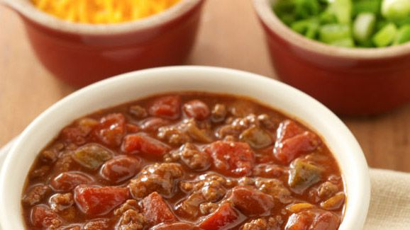 Recipe for Ground Beef Chili | Dollar General Easy Meals