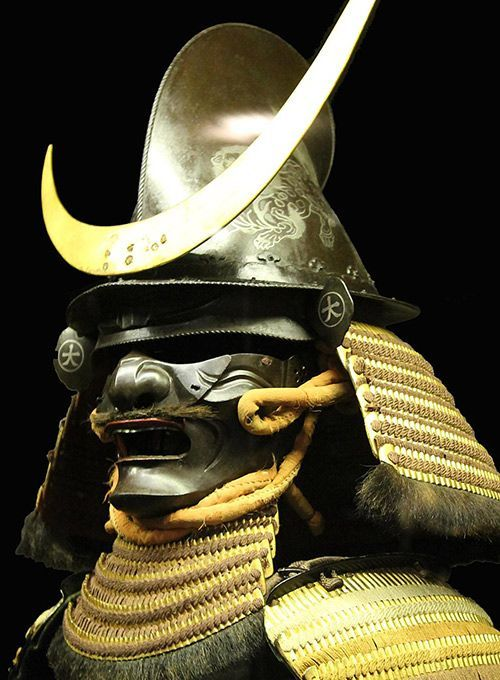 Japanese Samurai helmet, Kabuto   Samurai   Pinterest
