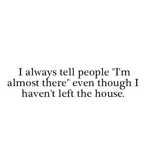haha I use to do this.