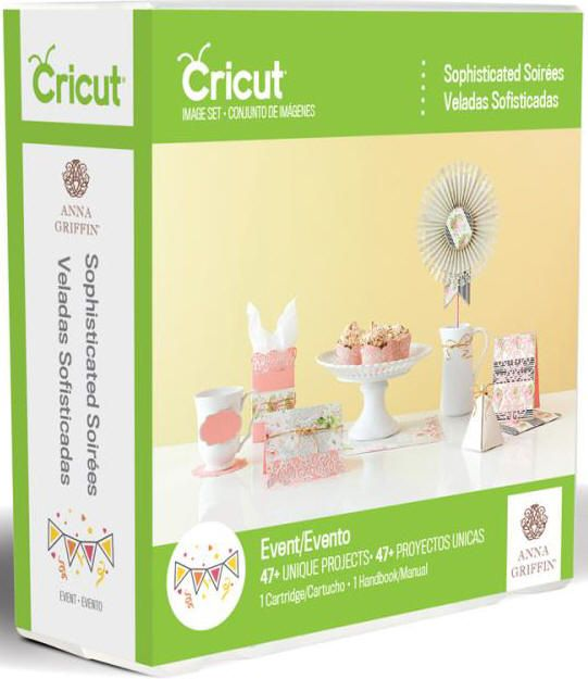 new anna griffin cricut cartridges available at crafts u love
