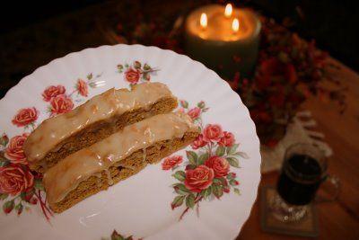 Maple Walnut Pumpkin Biscotti | Cookies galore | Pinterest