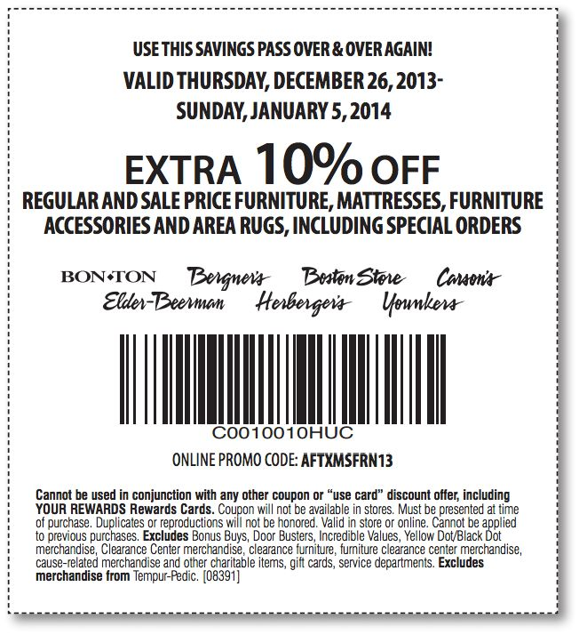 Levin furniture printable coupons