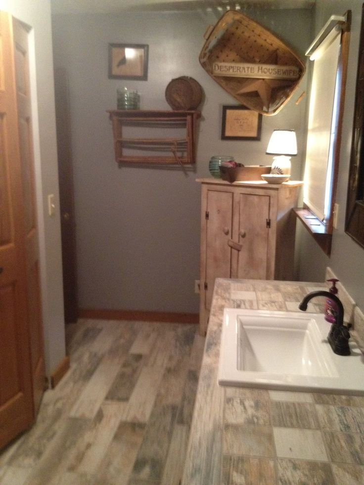 Diy Bathroom Vanity Bathrooms Pinterest