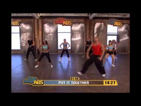 Fat burning cardio hip hop abs online