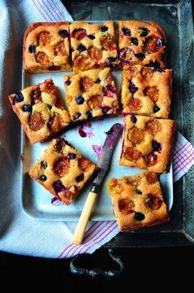 Plum and hazelnut tart with streusel | Food & Divine Flavors | Pinter ...